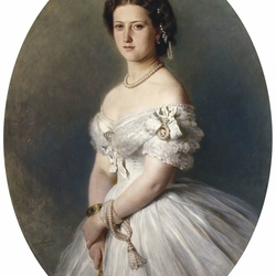 Пазл онлайн: Принцесса Елена