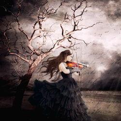 Пазл онлайн: Музыка души