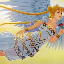 Пазл онлайн: Сейлор Мун Принцесса Серенити