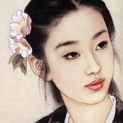 Пазл онлайн: Прекрасные китаянки