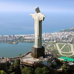 Пазл онлайн: Рио-де-Жанейро, Бразилия