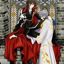 Пазл онлайн: Рыцарь-вампир