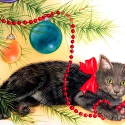 Пазл онлайн: Новогодний подарок