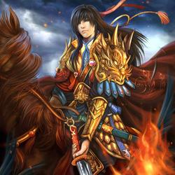 Пазл онлайн: Zhouyu