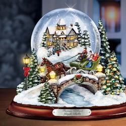 Пазл онлайн: Jingle bells! / Звените, колокольчики!