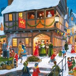 Пазл онлайн: Радости Рождества