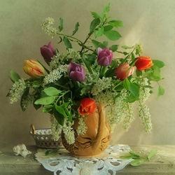 Пазл онлайн: Весна не скоро