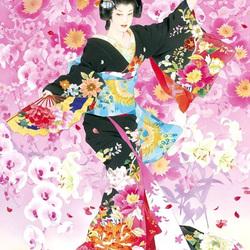 Пазл онлайн: Hyakka / Буйное цветение