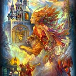 Пазл онлайн: Волшебство