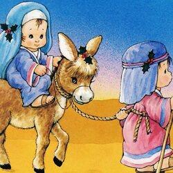 Пазл онлайн: Рождественская сказка