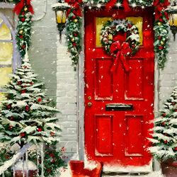 Пазл онлайн: В ожидании Рождества