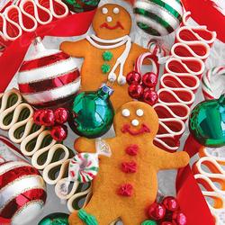 Пазл онлайн: Рождественские сладости