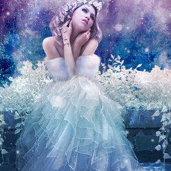 Пазл онлайн: Моя волшебная зима