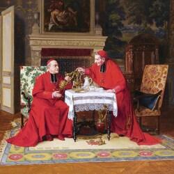 Пазл онлайн: Кардиналы