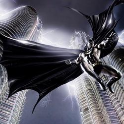 Пазл онлайн: Бэтмен