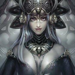 Пазл онлайн: Ведьма