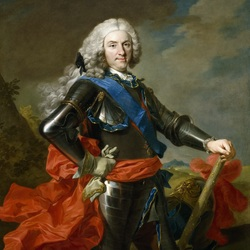 Пазл онлайн: Филипп V, король Испании