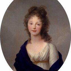 Пазл онлайн: Луиза Августа Вильгельмина Амалия королева Пруссии
