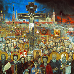 Пазл онлайн: Вечная Россия