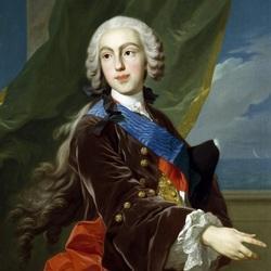Пазл онлайн: Фелипп де Бурбон-Фарнезе, инфант Испании, герцог Пармы