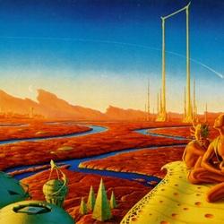 Пазл онлайн: Другая пустыня
