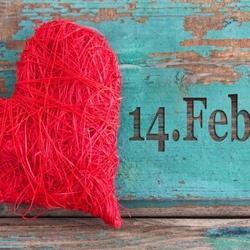 Пазл онлайн: День Сятого Валентина