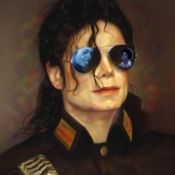 Пазл онлайн: Майкл Джексон