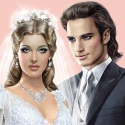 Пазл онлайн: Жених и невеста