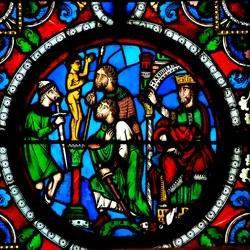Пазл онлайн: Святой Маврикий отказывается приносить жертву