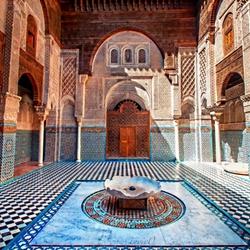 Пазл онлайн: Марокко