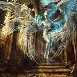 Пазл онлайн: Дух