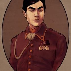 Пазл онлайн: Генерал Айро II