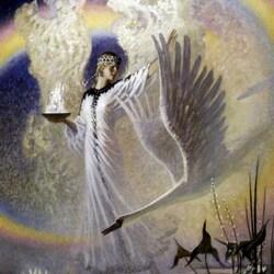 Пазл онлайн: Богиня - царевна