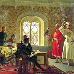 Пазл онлайн: История России
