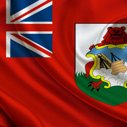 Пазл онлайн: Флаг Бермудских островов