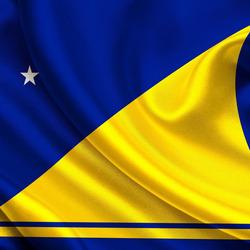 Пазл онлайн: Флаг Токелау