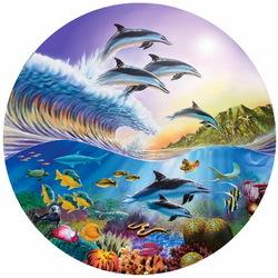 Пазл онлайн: Жизнь у рифа