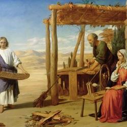Пазл онлайн: Юный Иисус