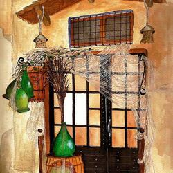 Пазл онлайн: Итальянский ресторанчик