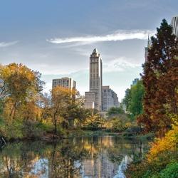 Пазл онлайн: Нью-Йорк, Центральный парк