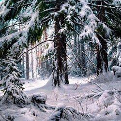 Пазл онлайн: Снежное царство