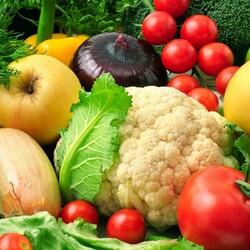 Пазл онлайн: Кладезь витаминов