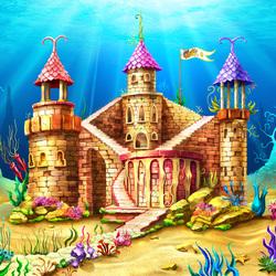 Пазл онлайн: В подводном царстве