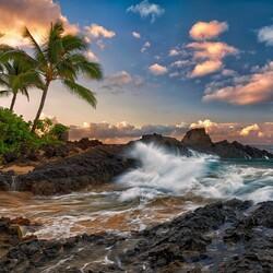 Пазл онлайн: Гавайи