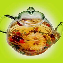 Пазл онлайн: Чай на травах