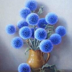 Пазл онлайн: Необычные цветы