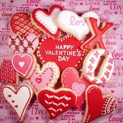 Пазл онлайн: С Днем св. Валентина!