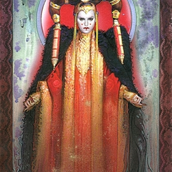 Пазл онлайн: Королева Амидала