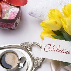 Пазл онлайн: День св. Валентина