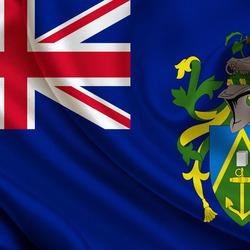 Пазл онлайн: Флаг Острова Питкерн